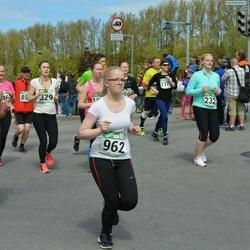 Tartu Kevadjooks - Anni Adamson (232), Laine Kasekamp (758), Katrin Valdas (962)
