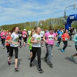 Tartu Kevadjooks - Kadri Pultsin (504), Epp Elbrecht (506), Railis Turro (978)