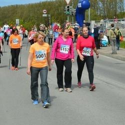 Tartu Kevadjooks - Liia Hainla (5001), Külli Hunt (5157)