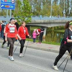 Tartu Kevadjooks - Kersti Ross (5066), Siiri Kukk (5104), Imbi Lodde (5105)
