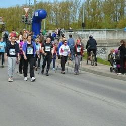 Tartu Kevadjooks - Raimond Haljas (5099), Katrin Ubaleht (5144), Liili Laan (5156), Ülle Uibokand (5214), Anni Britta Pajoma (5216)