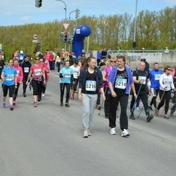 Tartu Kevadjooks - Evelin Lahesoo (5037), Agne Kalde (5075), Karin Soorm (5139), Ülle Uibokand (5214), Anni Britta Pajoma (5216)