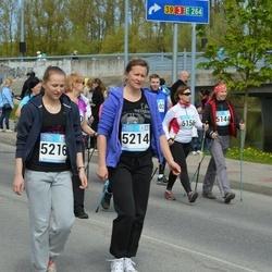 Tartu Kevadjooks - Katrin Ubaleht (5144), Liili Laan (5156), Ülle Uibokand (5214), Anni Britta Pajoma (5216)