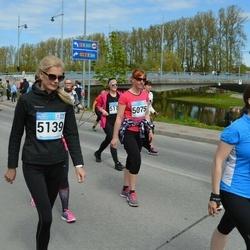 Tartu Kevadjooks - Agne Kalde (5075), Karin Soorm (5139)