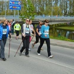 Tartu Kevadjooks - Marina Lepp (5252), Annely Kulland (5253), Maret Einla (5254)