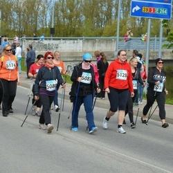 Tartu Kevadjooks - Annika Sokk (5080), Janne Roosaar (5081), Eva Korela (5128)