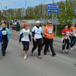 Tartu Kevadjooks - Angelika Budanov (1014), Eveli Dolganova (5173), Agnes Aaslaid (5174), Kristiina Ivani (5237)