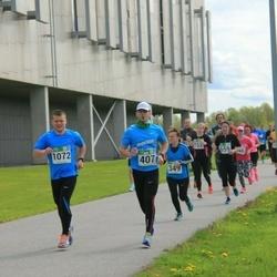 Tartu Kevadjooks - Maiken Mätik (331), Stanislav Štõkov (407), Andre Salumets (1072)
