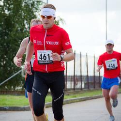 40. jooks ümber Ülemiste järve - Arno Bachaus (461)