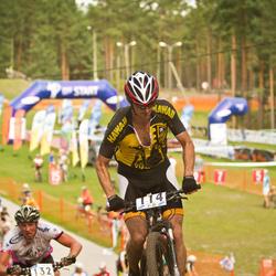 Samsung Estonian Cup 7. etapp Jõulumäe - Karli Kannel (114), Andre Pukk (132)