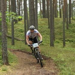 Samsung Estonian Cup 7. etapp Jõulumäe - Andre Pukk (132)