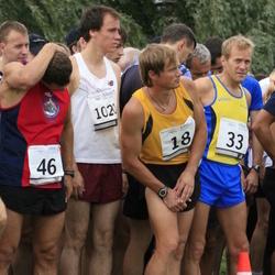 37. Jooks ümber Ülemiste järve - Meelis Aasmäe (18), Arnold Laasu (33), Mait Kuusik (46), Sergei Bondarev (1020)