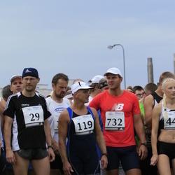 37. Jooks ümber Ülemiste järve - Mart Einasto (29), Arne Pihkva (119), Andres Pak (732)