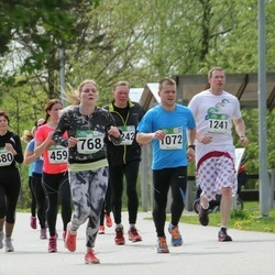 Tartu Kevadjooks - Maarja-Liis Liiv (768), Andre Salumets (1072)