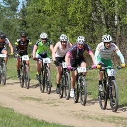 18. Tallinna Rattamaraton - Aimur Uuk (48), Alar Reiska (57), Alo Põldmaa (84), Mihkel Laine (110)