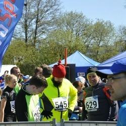 44. jooks ümber Harku järve - Aleksei Ronkel (545), Valeri Zarikov (629)