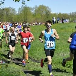 44. jooks ümber Harku järve - Tarmo Maiste (363), Oliver Mändla (414), Ago Veilberg (744)