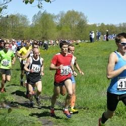 44. jooks ümber Harku järve - Tarmo Maiste (363), Ago Veilberg (744)