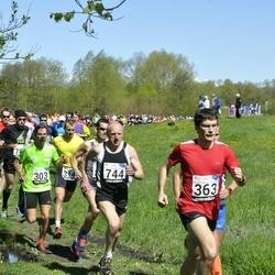 44. jooks ümber Harku järve - Mait Leemet (303), Tarmo Maiste (363), Ago Veilberg (744)