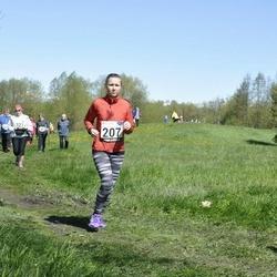 44. jooks ümber Harku järve - Anni Kivimägi (207)