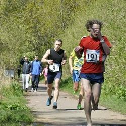 44. jooks ümber Harku järve - Andre Abner (9), Gunnar Kingo (191)