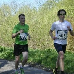 44. jooks ümber Harku järve - Olle Selliov (583), Armin Soosalu (605)