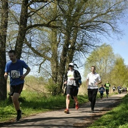 44. jooks ümber Harku järve - Toomas Kristin (240), Meelis Tooding (667), Anatoli Umnov (707)
