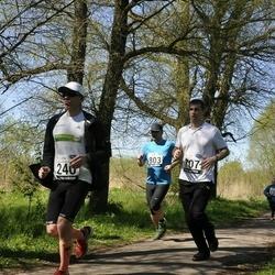 44. jooks ümber Harku järve - Toomas Kristin (240), Anatoli Umnov (707)