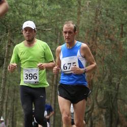37. Jooks ümber Ülemiste järve - Ago Albert (396), Toomas Moor (675)