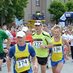 XII Jüri Jaansoni Kahe Silla jooks - Arnold Schmidt (136), Vallo-Peedu Lubi (172), Andres Siim (174)