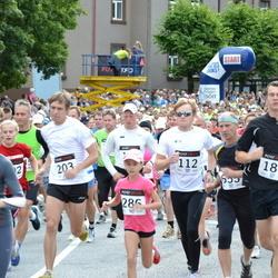 XII Jüri Jaansoni Kahe Silla jooks - Marko Tõll (112), Raimo Timmer (187), Kristo Kaljuvee (203), Anastasija Skatško (286)