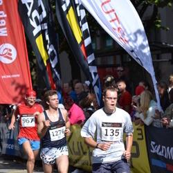 XII Jüri Jaansoni Kahe Silla jooks - Arno Bester (135), Mart Einasto (967), Heiki Velba (1276)