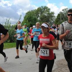 XII Jüri Jaansoni Kahe Silla jooks - Anu Talu (493), Liina Kaljend (514), Piret Mathiesen (521), Artjom Voznjuk (747)