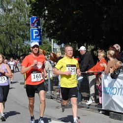 XII Jüri Jaansoni Kahe Silla jooks - Jaan Õiglane (125), Veljo Vask (165), Annika Vaher (571)