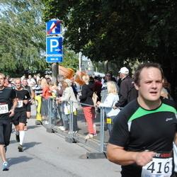 XII Jüri Jaansoni Kahe Silla jooks - Aron Mitt (416), Inver Keiv (1001)