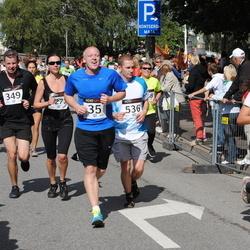 XII Jüri Jaansoni Kahe Silla jooks - Rauno Kirschbaum (35), Ando Laanesoo (349), Helene Arula (622)