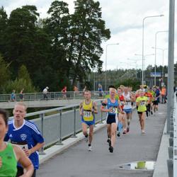 XII Jüri Jaansoni Kahe Silla jooks - Joosep Karlson (57), Arnold Laasu (151)