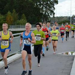 XII Jüri Jaansoni Kahe Silla jooks - Heleene Tambet (24), Joosep Karlson (57), Mirko Nurk (83), Arnold Laasu (151)