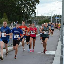 XII Jüri Jaansoni Kahe Silla jooks - Andres Seppel (41), Birgit Pihelgas (63), Arvi Anton (728), Mihkel Vitsut (1075)