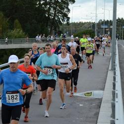 XII Jüri Jaansoni Kahe Silla jooks - Indrek Tikva (182), Meelis Atonen (260), Rain Gussev (555), Aarne Nirk (2240)