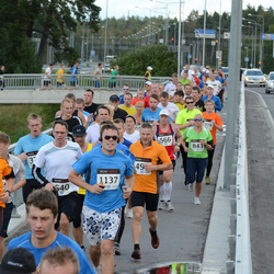 XII Jüri Jaansoni Kahe Silla jooks - Vaiko Kivi (357), Valdek Rohtma (566), Olev Vahemaa (640), Anastasia Gerassimova (843), Kristjan Peterson (1137)