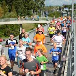 XII Jüri Jaansoni Kahe Silla jooks - Agnus-Dave Peters (421), Antero Jakobson (789), Erki Päll (942), Riivo Anton (1196), Linda Vooremäe (1210)