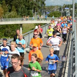 XII Jüri Jaansoni Kahe Silla jooks - Agnus-Dave Peters (421), Liina Kaljend (514), Antero Jakobson (789), Erki Päll (942)