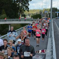 XII Jüri Jaansoni Kahe Silla jooks - Marek Busch (467), Mario Käära (629), Magnus Saar (1189), Arle Kuivas (1351), Ebe Muhuste (1446)