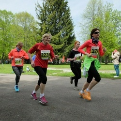 SEB 28. Maijooks - Annely Põder (329), Riina Karro (2141), Maie Suvi (2239)