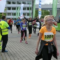 SEB 28. Maijooks - Annely Jürgens (1001), Ave Kissand (1326), Helis Selge (1760)