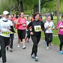 SEB 28. Maijooks - Tiina Lipp (74), Annika Sutt (3447)