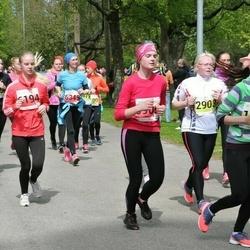 SEB 28. Maijooks - Hely Blumenfeldt (2903), Anni-Brit Bachmann (5909), Kriste Remmelgas (6194)