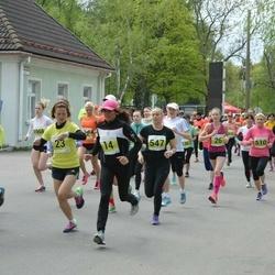 SEB 28. Maijooks - Liliana Torn (14), Eve Härm (36), Anastasia Gerassimova (547)