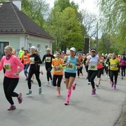 SEB 28. Maijooks - Loviisa Lees (37), Kersti Härm (86), Birgit Paltsmar (536)